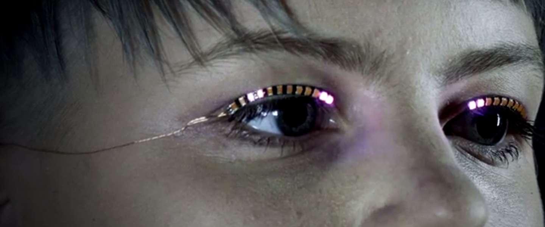 F.lashes: Nepwimpers met LEDs zijn enorme hit op Kickstarter