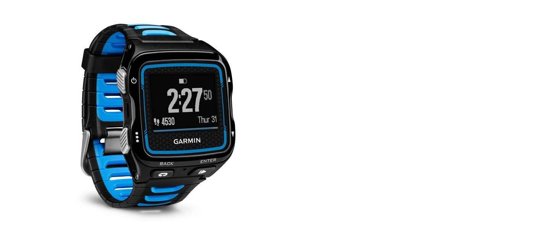 Multisporthorloge van Garmin ideaal voor triatleten!