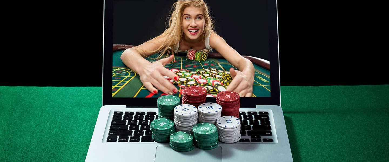 De markt van het online gokken wordt geopend