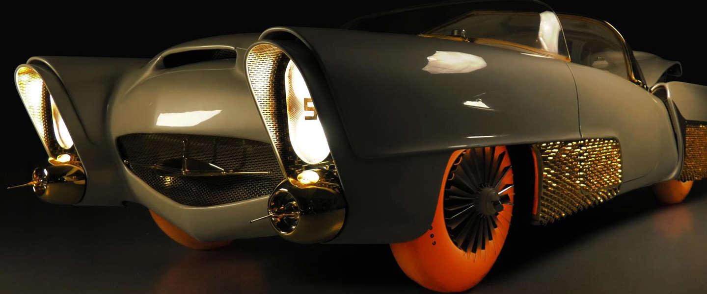Gerestaureerde Golden Sahara II maakt debuut op autosalon Genève