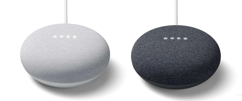 Google introduceert Google Nest Mini