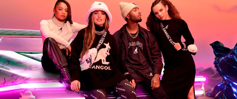H&M lanceert collectie in samenwerking met zangeres Mabel en streetwear merk Kangol