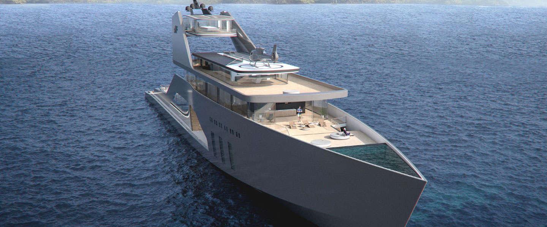 Geweldig jacht: Hareide Design Yacht