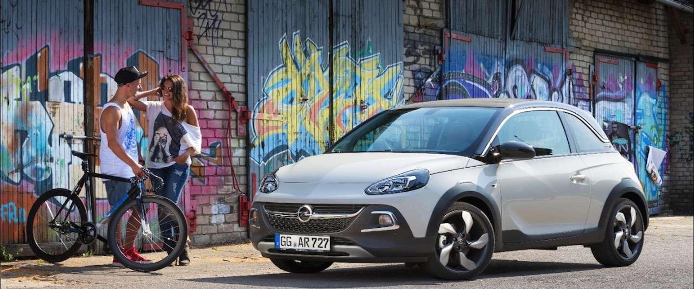Opel ADAM aan te schaffen via webshop ModeMusthaves.com