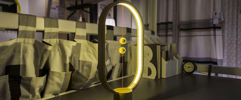 De interactieve Heng Balance Lamp nu op Kickstarter