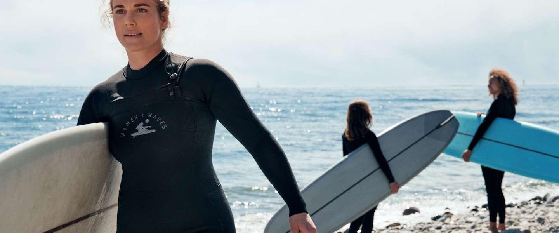 H&M lanceert een toffe surfcollectie voor vrouwen