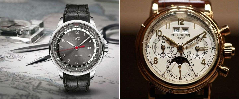 5 horloges die iedere man wil hebben