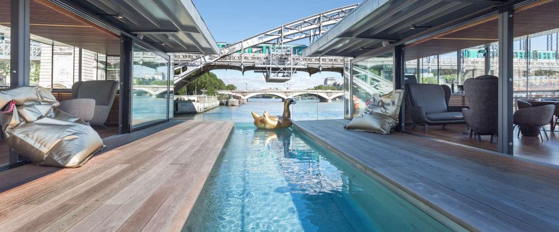 OFF Floating Hotel: het eerste drijvende hotel van Parijs