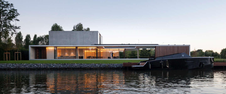 Prachtige bungalow in Gent is de droom van elke Playboy