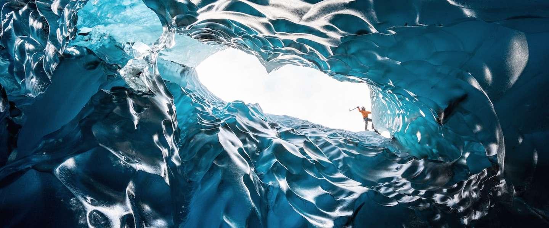 De ijsgrotten van Vatnajökull (IJsland) in 15 schitterende foto's!