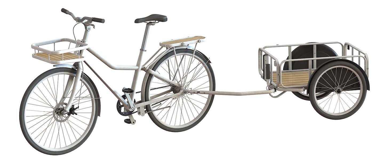 Stijlvol cruisen met de IKEA-fiets!
