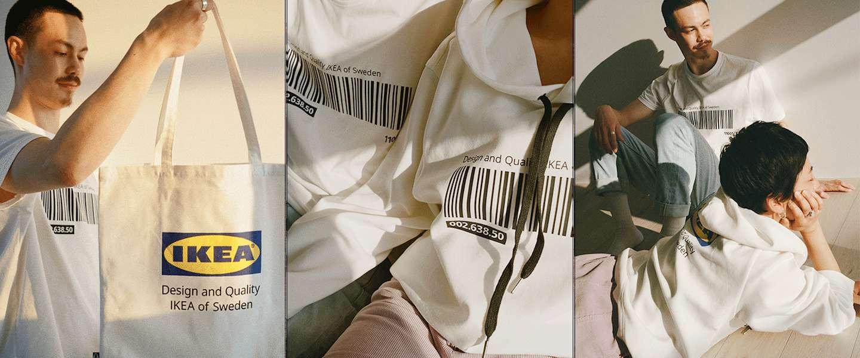 IKEA komt met eerste kledingcollectie
