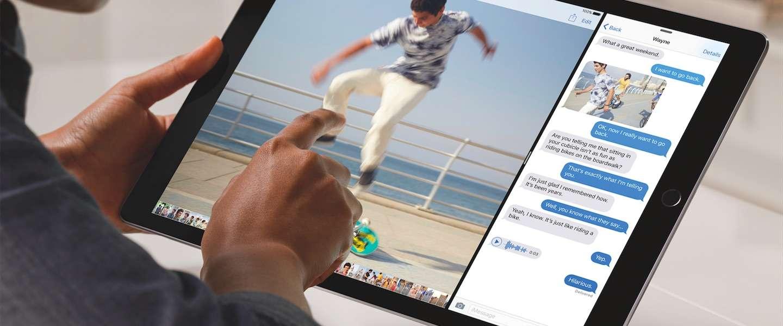 Apple introduceert iPad Pro met super groot 12,9-inch Retina-display