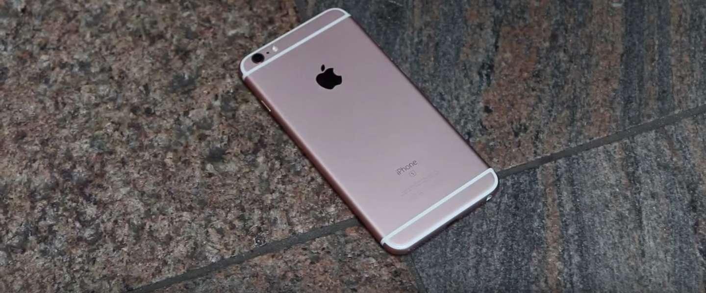 De eerste drop test met de iPhone 6S en 6S Plus