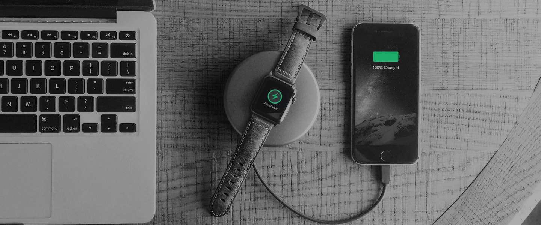 Je iPhone en Apple Watch tegelijk opladen met de Pod Pro