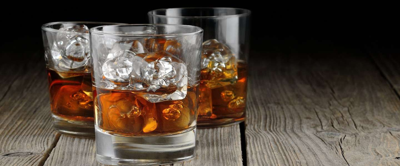 Cadeau tip! Jack Daniel's Bourbon kaars!