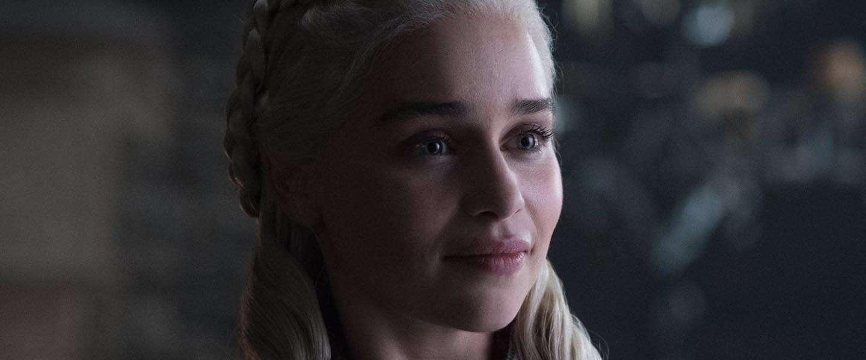 Emilia Clarke is de meest sexy vrouw ter wereld