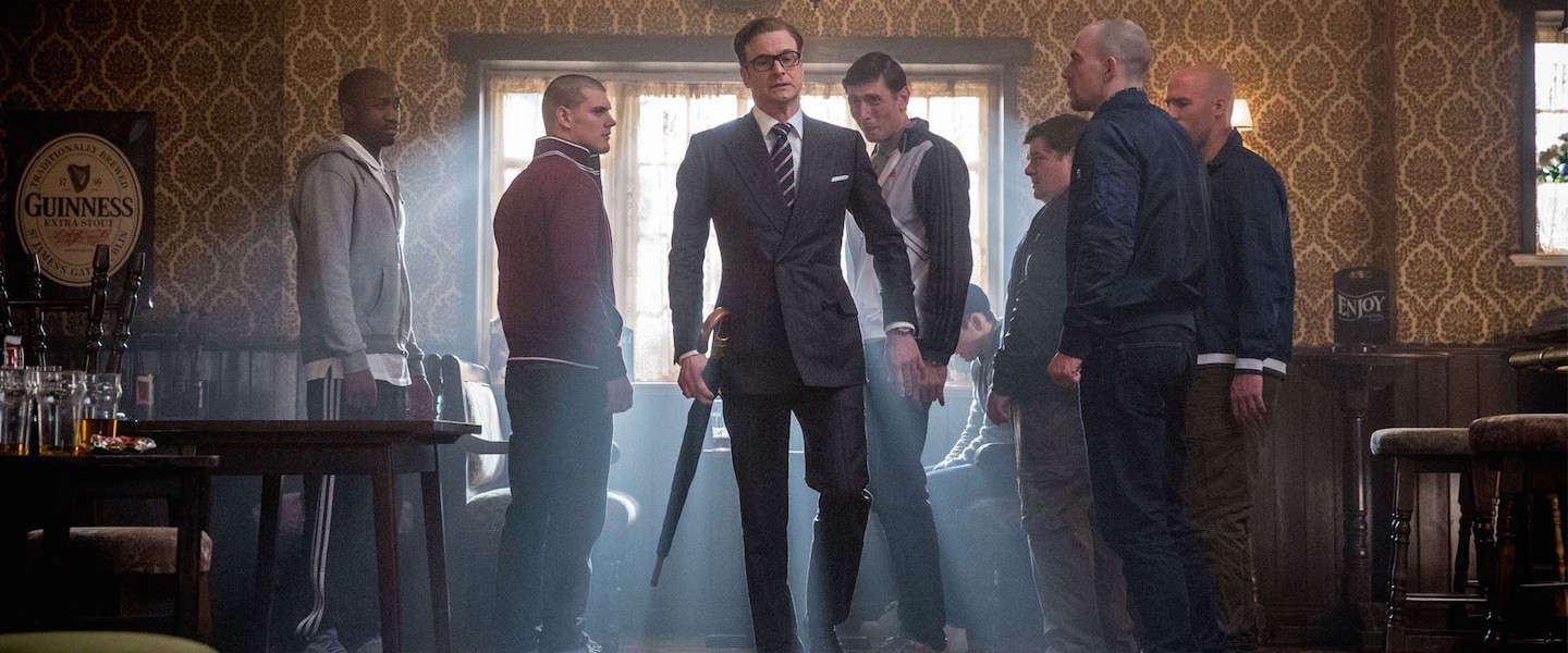 ​Recensie Kingsman: The Secret Service + Win een maatpak t.w.v. €500