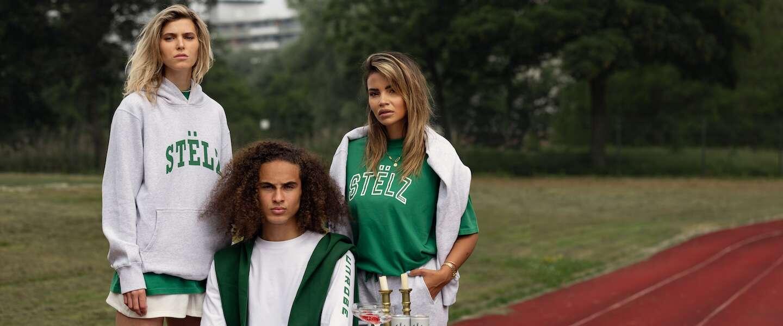 Unrobe en STËLZ lanceren toffe athleisure collectie