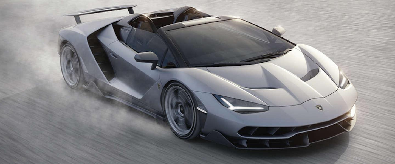 Exclusief en spectaculair: Lamborghini Centenario Roadster