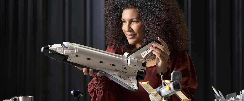 LEGO en NASA komen met Space Shuttle-set