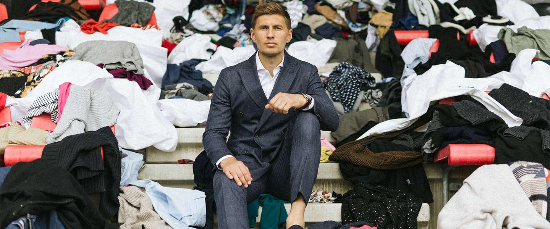 Levchenko ambassadeur duurzame fashion start-ups