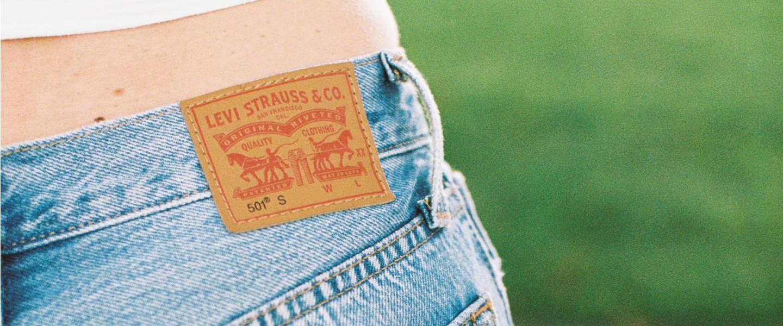Levi's jeans winnen weer aan populariteit in Nederland