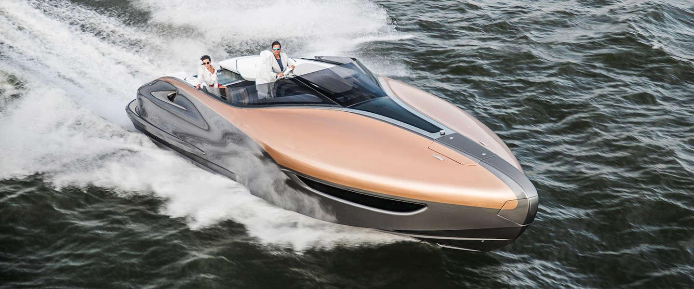 Lexus Sport Yacht, luxury en snelheid op het water