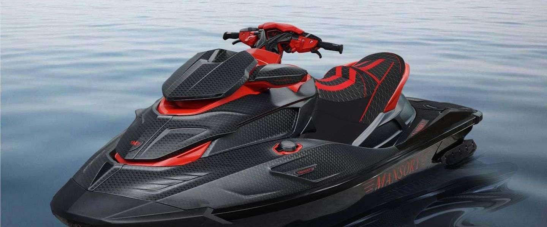 Deze Black Marlin Jet Ski van Mansory is onwijs gaaf