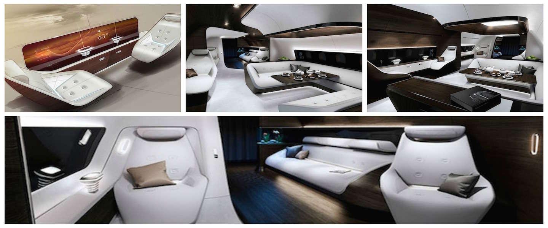 Mercedes en Lufthansa bundelen krachten voor ultieme luxe ervaring