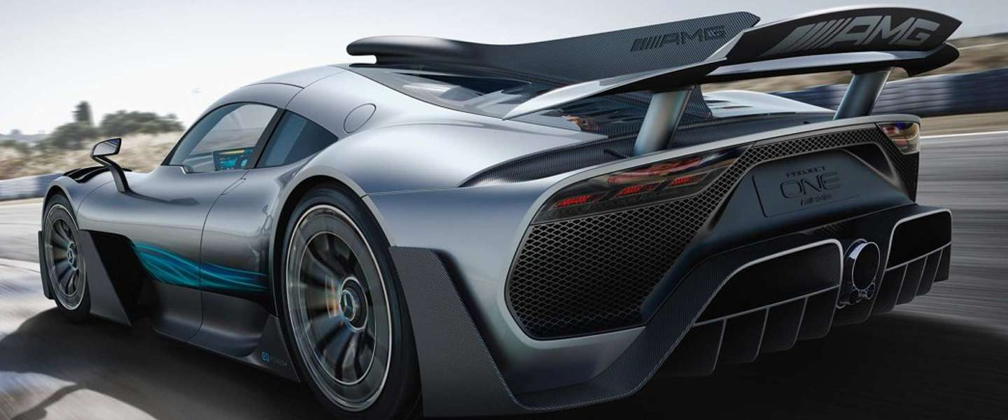 De Mercedes-AMG Project ONE is een hypercar om van te dromen
