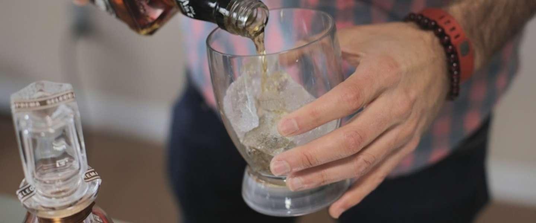 Geen glazen meer omgooien met de Mighty Mug