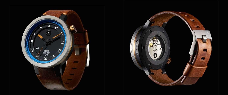 Dit horloge moet je hebben: MINUS-8's Layer Leather