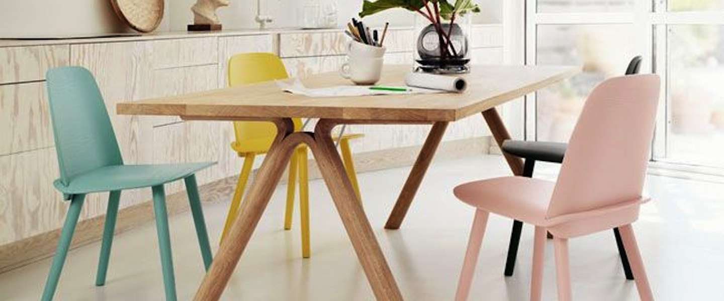 Mix & Match: de leukste stoelen combinaties