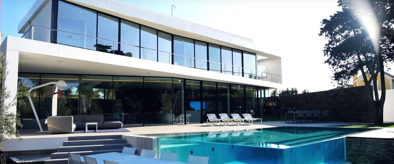 5 geweldige villa's waar jij wel zou willen verblijven