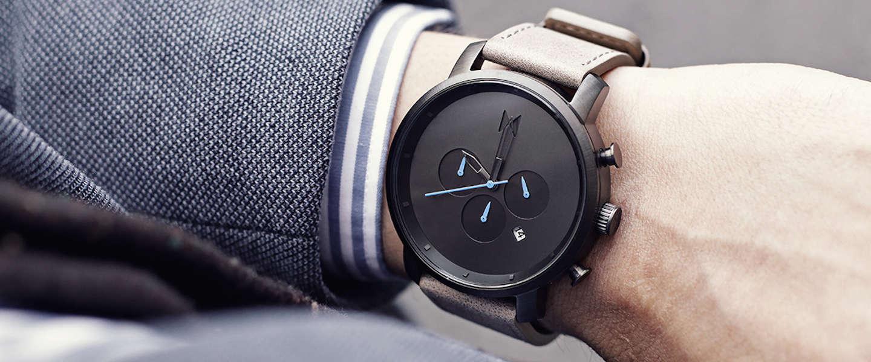 Nieuwe betaalbare horloges van MVMT Watches