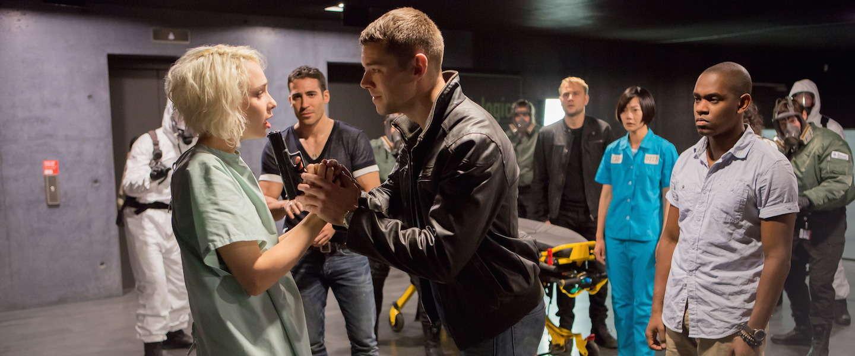 Nieuwe serie op Netflix: Sense8