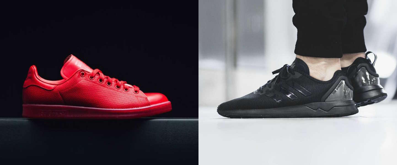 De 5 nieuwste sneakers van adidas