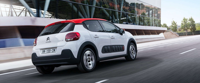 De Cactus-factor van de nieuwe Citroën C3