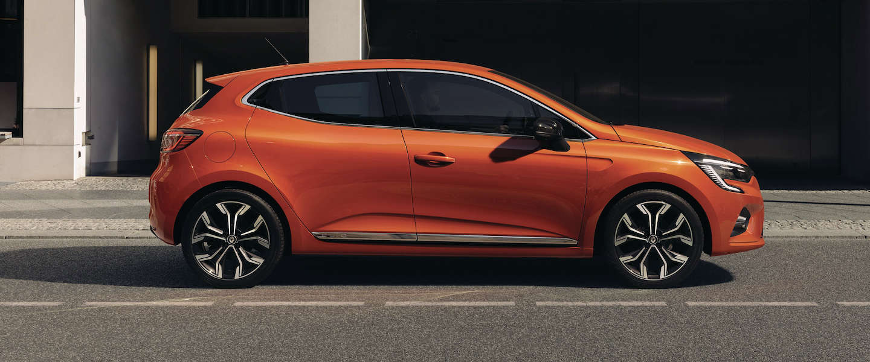 Dit is de nieuwe Renault Clio