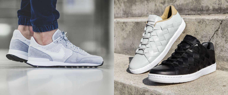 5 nieuwe sneakers voor de zomer