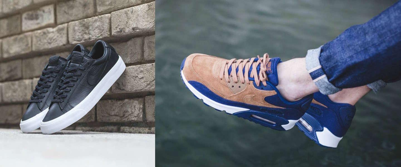 De 5 nieuwste sneakers van Nike voor mannen