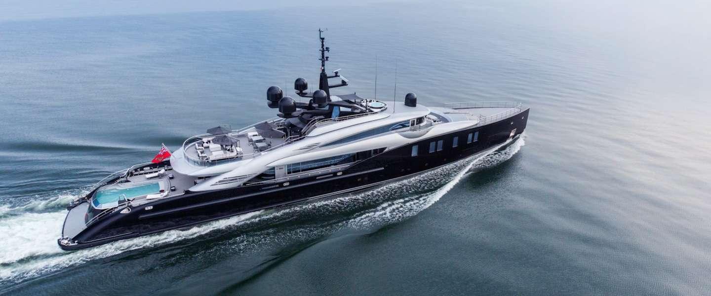 Een gaaf superjacht van 60 miljoen euro