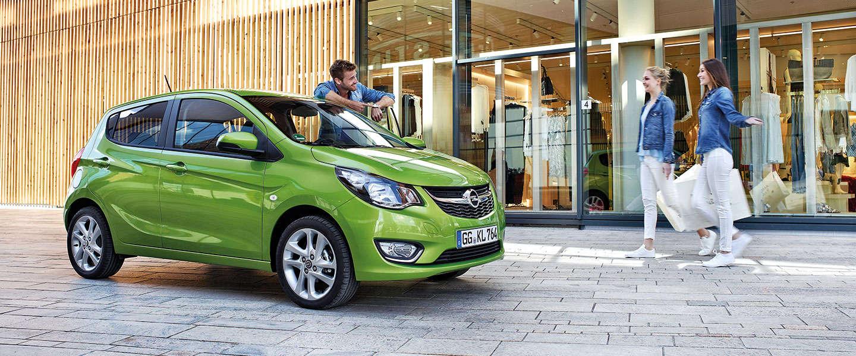 Te winnen: Met Opel een weekendje naar Antwerpen