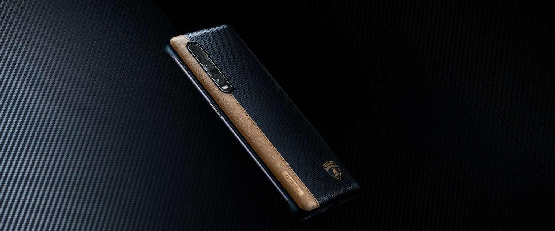 Stijlvol: de nieuwste OPPO smartphone in Lamborghini Edition