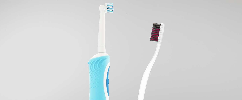 De nieuwe elektrische tandenborstel van Oral B bevat kunstmatige intelligentie