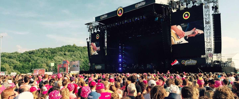 Pinkpop 2015: nu al het leukste festival van het jaar!