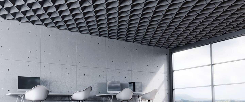 TURF: het allergaafste systeemplafond dat je ooit gezien hebt