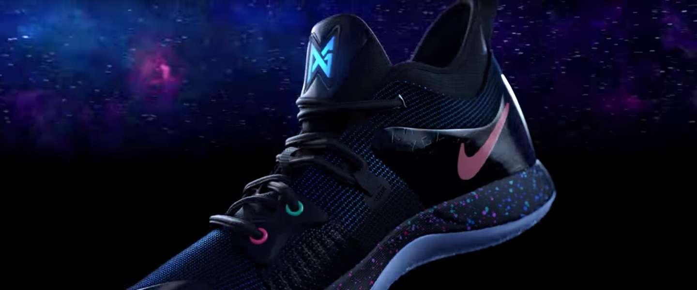 new style 0b096 ed685 Nike's PG2 PlayStation sneakers zijn de ultieme nerd-cool