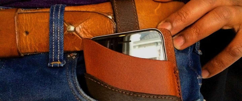 6 Pocket: originele bescherming voor je iPhone 6 en 6 plus
